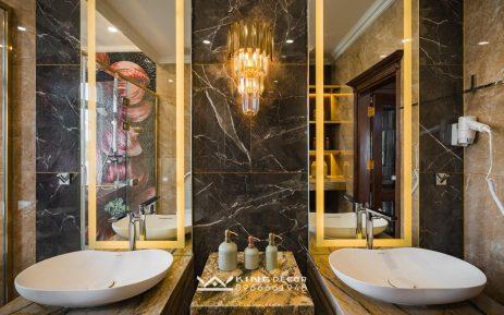 Thiết kế phòng tắm biệt thự vinhomes impera hải phòng
