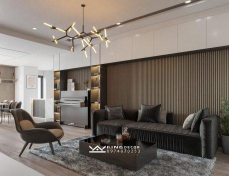 MINIMALISM스타일 – LEGACY에서 설계된 1611호 아파트