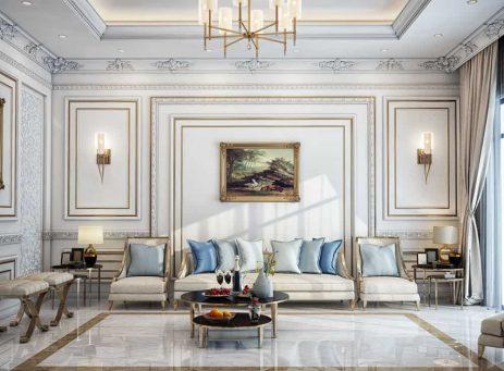 Những mẫu thiết kế nội thất biệt thự đẹp nhất 2020