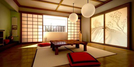 3 lưu ý cần nắm vững khi thiết kế căn hộ phong cách Nhật Bản