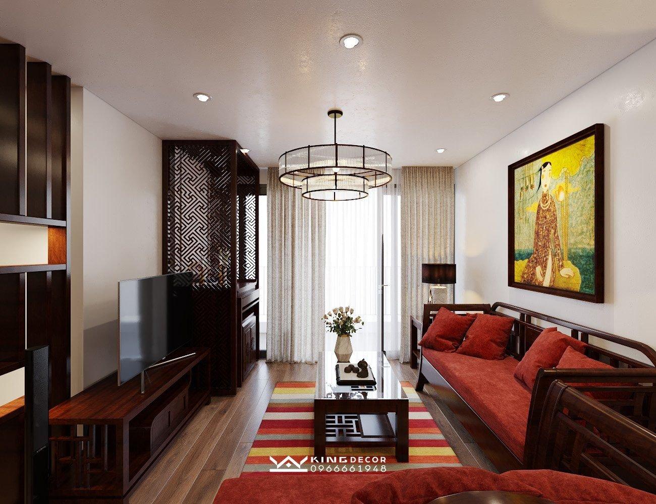 Thiết kế căn hộ Stellar Garden