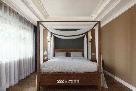 Thiết kế phòng ngủ biệt thự đẹp